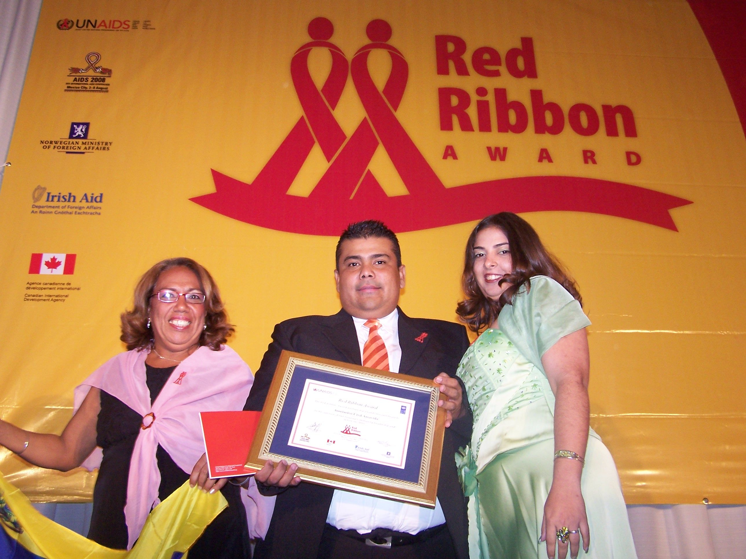 Red Ribbon Award 2008